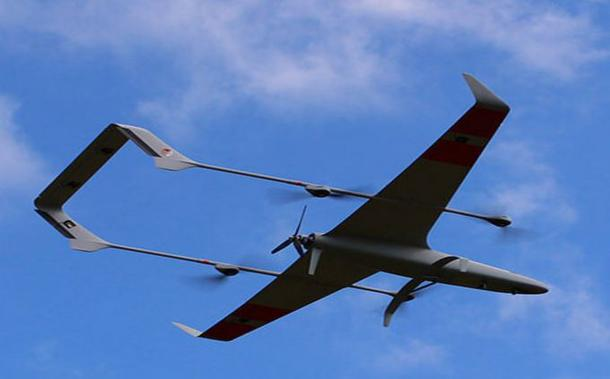 Smart systems, such as the Carbonix VTOL UAS Volanti, are where NSW's strengths lie