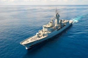 HMAS Perth was the first ship of its class to complete a 17-month anti-ship missile defence (ASMD) upgrade in June 2011.