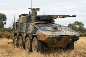 The Rheinmetall Boxer Crv During Last Years Risk Mitigation Activity Credit Rda