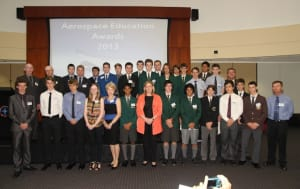 Finalists for the 2013 Aerospace Education Awards