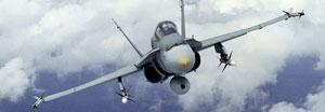 Boeing Defence Australia is expected to complete the pylon modification under Hornet Upgrade Phase 2.3 by August 2011.