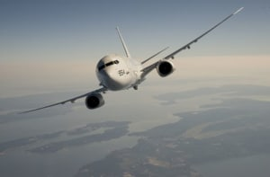 The P-8A Poseidon maritime surveillance aircraft will replace the RAAF's P3-C Orions.