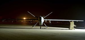 The MQ-9 Reaper is an armed, multi-mission, medium-altitude, long-endurance remotely piloted aircraft that is employed primarily as an intelligence-collection asset and secondarily against dynamic execution targets. Credit: USAF SSGT John Bainter