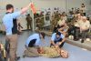 Aspen Medical has trained over 5,500 people at Al Minhad. Credit: Defence