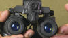 The L-3 PVS-31A Binocular is the NVG, with a black and white phosphor screen and a significant increase in the performance or figure of merit. Credit: Defence