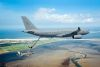 A photomontage depicting a NATO A330 MRTT refuelling an F-35 Lightning II. Credit: ADS