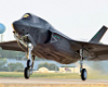 The F-35B aircraft, equipped with the Rolls-Royce LiftSystem, provide short take off and vertical landing, or STOVL, capability.