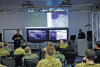 Black Skies after action review. Participants in Black Skies tend to perform better at Pitch Black. Credit: Defence
