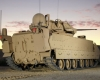 The new Ground Combat Vehicle is designed to replace the Bradley in service by 2017.