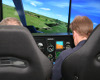 Helicrew helicopter simulator enables instructors to safely and cost-efficiently enhance skills, plan exercises. [Photo: Boeing]