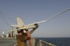 The Puma is part of the small UAS family from AeroVironment including the Wasp and Raven. Image credit: USN