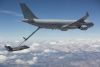 The JSF program also had a recent win with the first refuelling of a USAF JSF with a RAAF KC-30A tanker. [USAF]