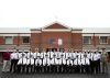 Staff of the Defence Force School of Signals Maritime Communications Information Systems Wing, HMAS Cerberus, Victoria. Credit: Defence