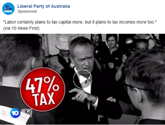 Liberal ad
