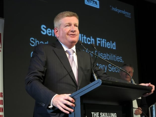 Communications minister Mitch Fifield (mitchfifield.com)