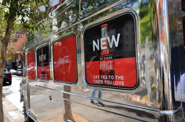 Coca-Cola Company (The) (KO) Stock Rating Lowered by Vetr Inc
