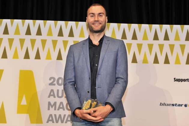 Australian Magazine Awards 2016