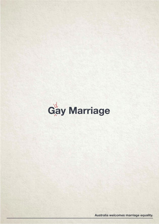 from Duncan agency of gay marriage