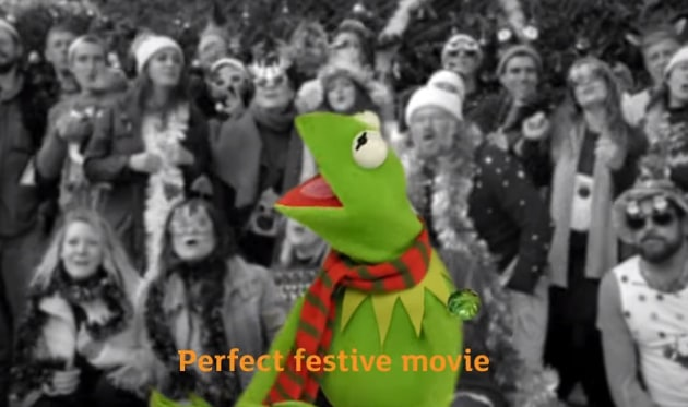 Kermit the frog makes a cameo in Sainsbury's new Christmas ad