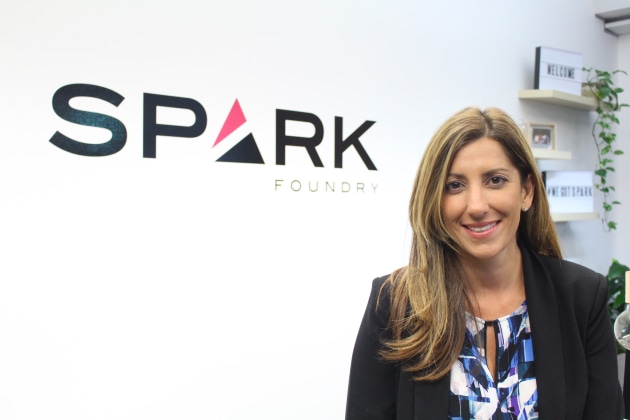 Spark Foundry Sue Squillace