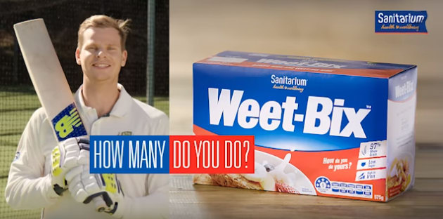 weetbix smith