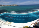 Netflix turns Bondi Icebergs into billboard