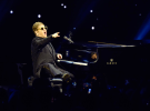 Why was Elton John at YouTube's Brandcast?