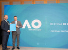 Chubb joins Australian Open as major sponsor