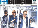 News Corp paper devotes every headline of Saturday paper to Taylor Swift