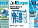 Vote for the best agency designed AdNews cover of 2014