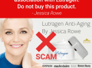 ACCC calls on tech giants to crack down on celebrity scam ads