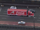 Parents petition to ban Coke's Christmas trucks for targeting children