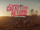 Great Northern Brewing Co prepares for 'The Great Return' via TBWA Sydney