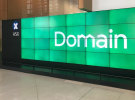 Domain spin-off costs hit profit