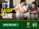 'Human side of cricket' key to latest Cricket Australia campaign