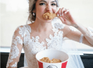 KFC says 'bucket' and launches new wedding service