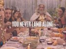 Gods and goddesses from all faiths unite over lamb in The Monkeys new MLA ad