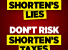 New Liberal campaign pulls no punches in targeting Labor leader Bill Shorten