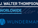 WPP merges JWT and Wunderman