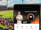 Foxtel and Mindshare create innovative 'wicket warning' AI platform