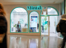A dental retail concept called Mint*d via VMLY&R