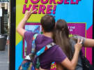 JCDecaux pushes #sydneygoespop campaign