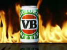 VB responds to Hungry Jack's ad rip-off