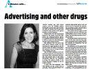 Five Minutes With... DDB's Wendy Clark: Advertising and other drugs