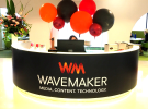 GroupM's Wavemaker opens for business