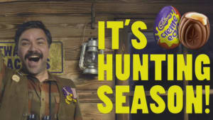 Cadbury kicks off Easter countdown