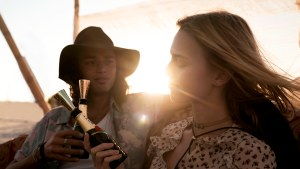 Moët & Chandon bubbles over on big moments