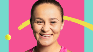 Ash Barty encourages girls to stay in sport