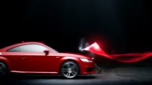 Light and dark - Audi TT