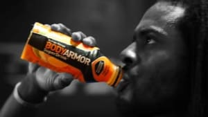 Kobe Bryant behind largest campaign for challenger sports drink